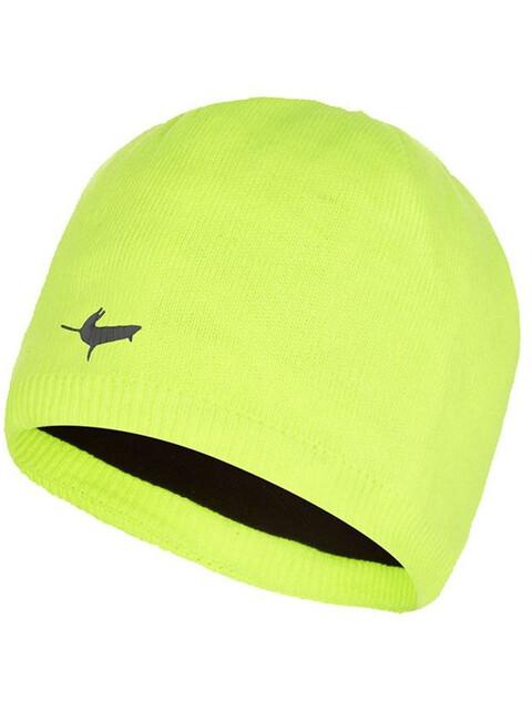Sealskinz Waterproof Bieanie Hi Vis Yellow/Black